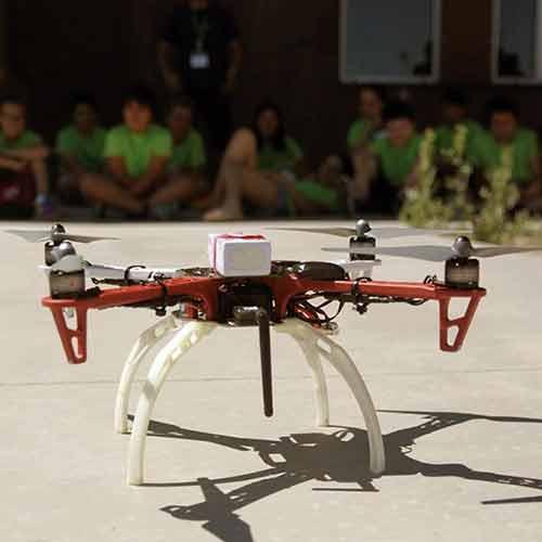 Extraescolares Drones