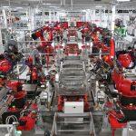 robots automatizacion factoría