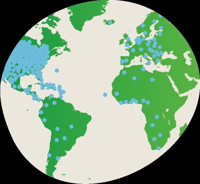 Clases de programación en el mundo